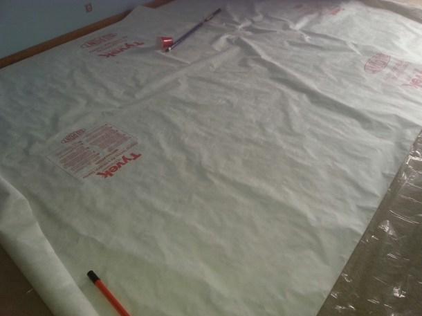 painting tarp?