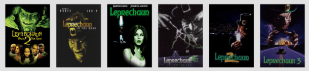 Leprechaun on Netflix
