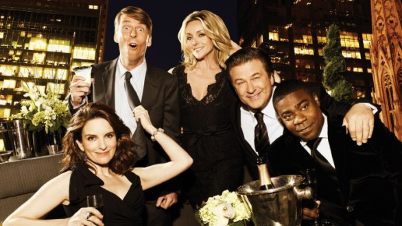 I'm obsessed with 30 Rock right now