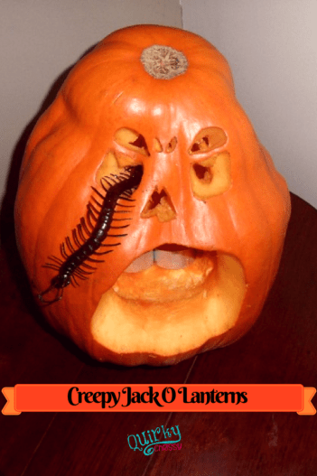 Creepy Jack O Lanterns