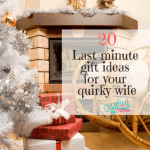 20 Last-minute gifts for your quirky wife