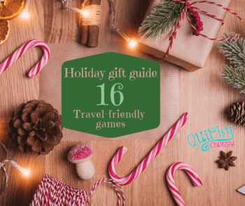 Gamer Gift Guide Travel friendly games