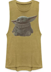 The Child (baby Yoda) sleeveless tee