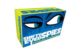 Shifty-eyed spies game