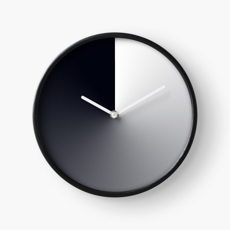 gradient clock
