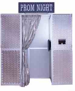 Prom Night photo booth hire