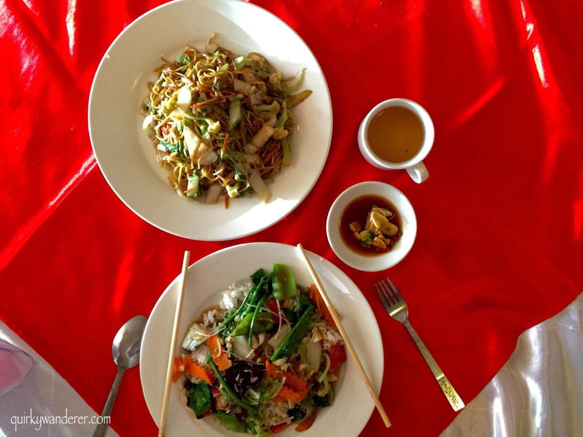 Vegetarian food in Myanmar: A complete survival guide