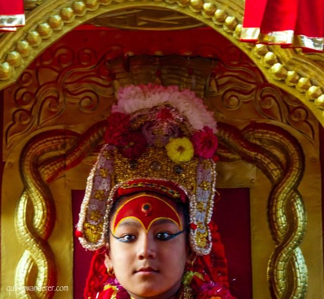 Chariot festival Kathmandu