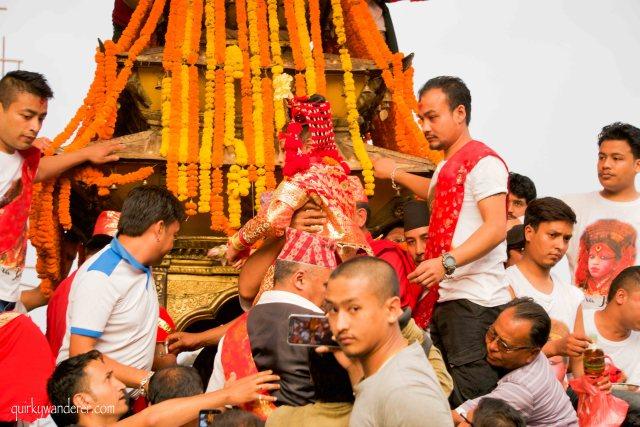 Kathmandu Indra Jatra