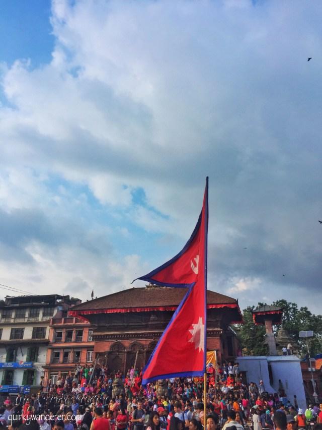 Indra jatra nepal