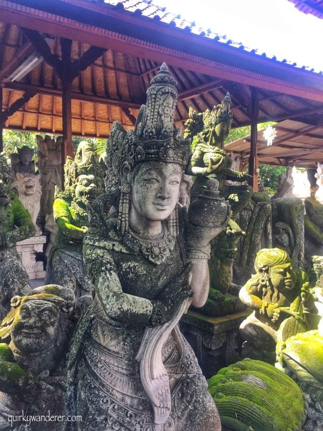 Batu Bulan stone work