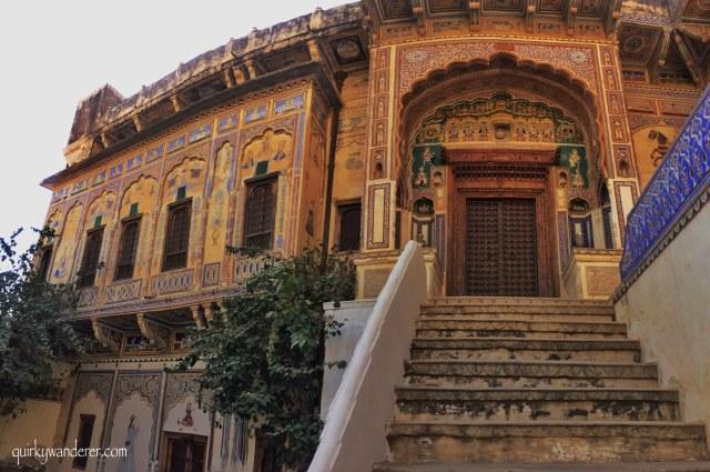 Where to stay in Shekhawati