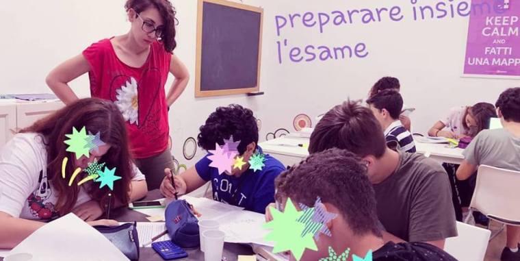 Laboratori  di preparazione esame terza media