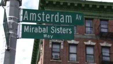 Photo of Video: nombran calle de Manhattan en honor a las hermanas Mirabal