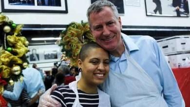 Photo of Nueva York: arrestan a hija del alcalde Bill de Blasio en medio de protestas (Video)