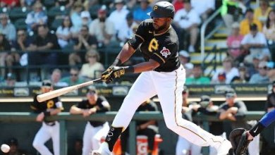 Photo of Derrumbe ofensivo del dominicano Gregory Polanco preocupa a Pittsburgh
