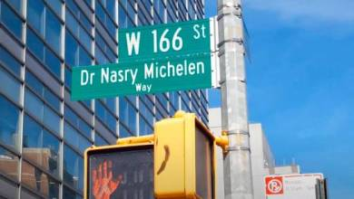 Photo of Mangú Power: nombran calle del Alto Manhattan en honor a médico dominicano