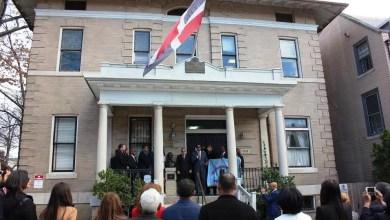 Photo of Embajada dominicana en EEUU cierra temporalmente por casos de COVID-19