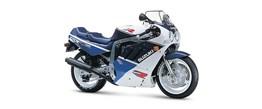 Suzuki GSX-R 750 1988 - 1989