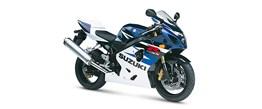 Suzuki gsx-r 750 k4 K5