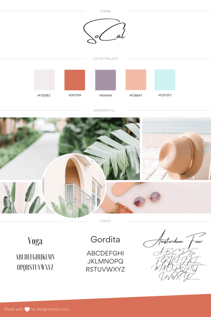Free brand boards for bloggers.