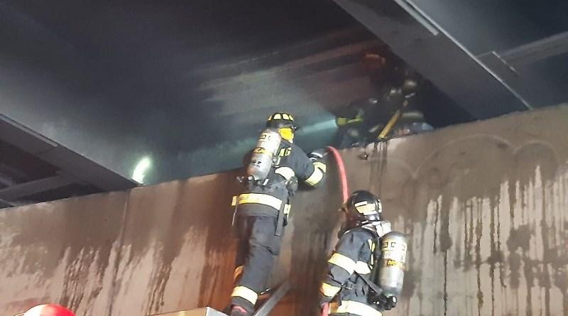Conato de incendio en San Diego