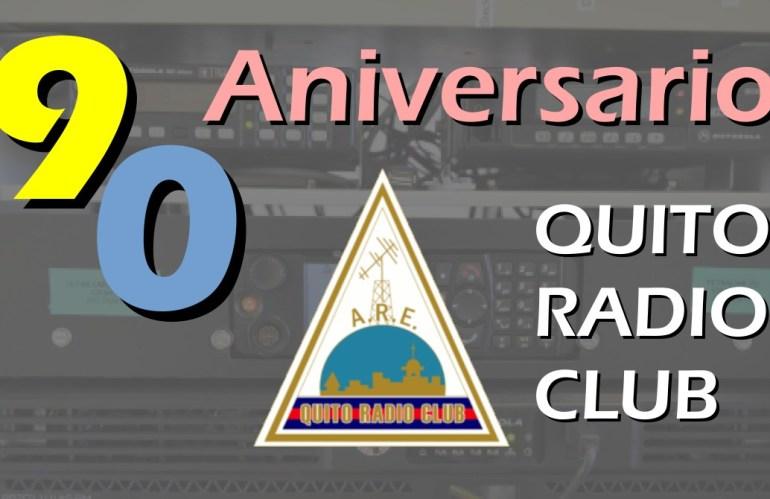 Estamos de Aniversario (HD1QRC90)