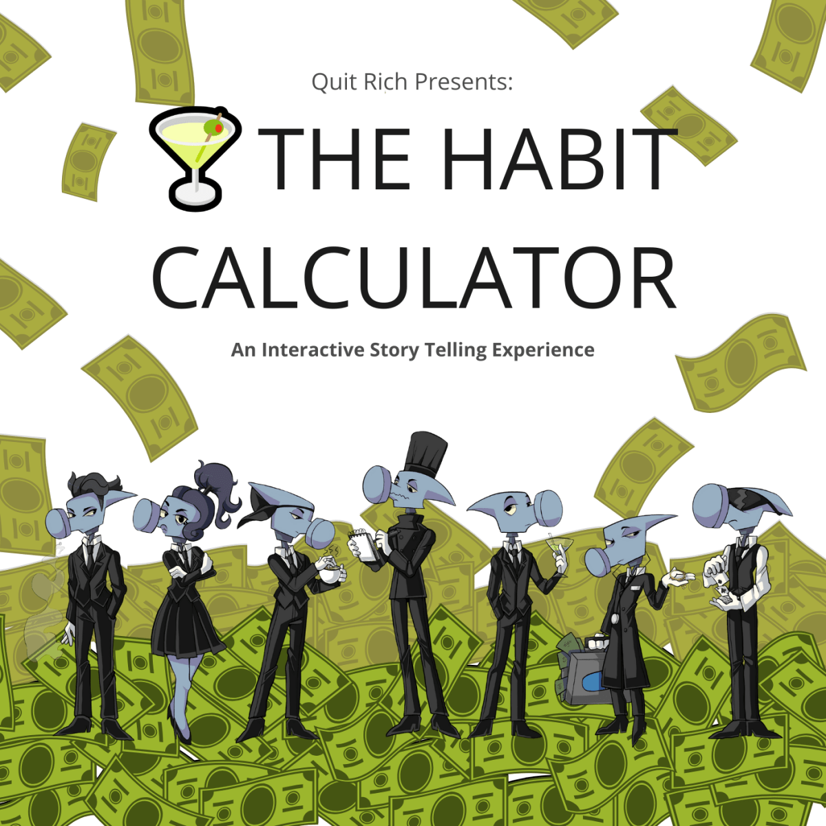 The Habit Calculator by Quit Rich