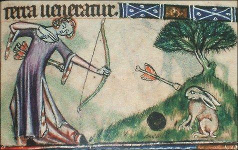 Medieval blunt