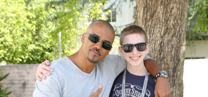 Quixote & Criminal Minds, Inspiring A Fan Who Inspires Others
