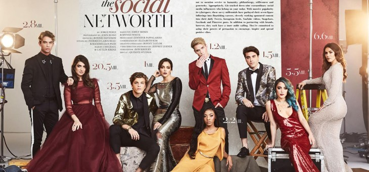 Shot at Quixote: The Social Networth by John Russo for Gio Journal Magazine