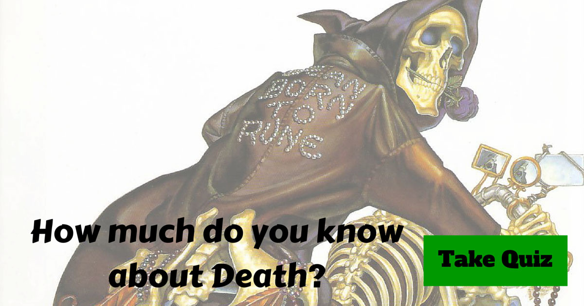 discworld death trivia