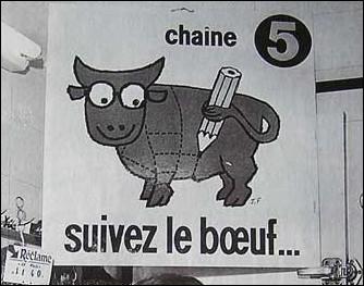 """Au début des années 60, François Missoffe, secrétaire d'Etat chargé du commerce intérieur, lança le slogan """"Suivez le boeuf"""". Qui était alors président de la République ?"""