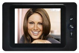 Portero pantalla HD gigante y captura de imágenes