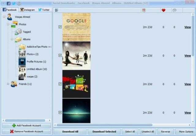 Social-Downloader