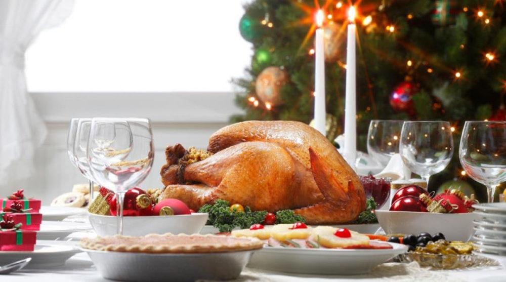 cena navidad reina isabel