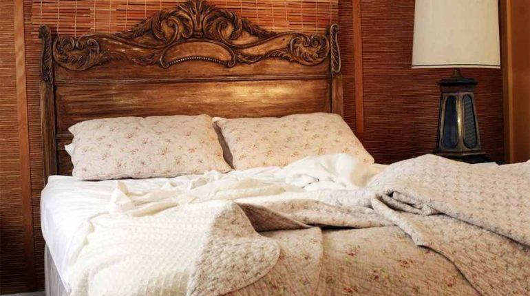 cambiar la ropa de la cama