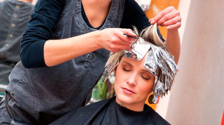 pintarse el cabello durante el embarazo