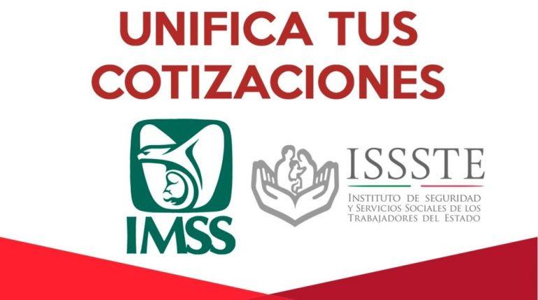 Sumar las semanas del IMSS y el ISSSTE