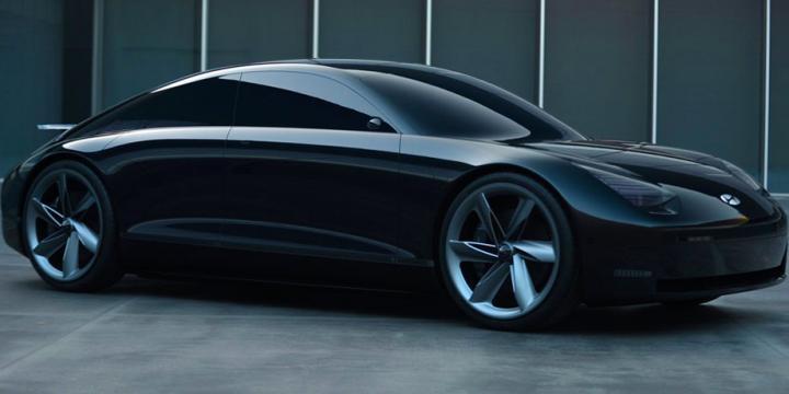 loniq, la marca de Hyundai para la producción de autos eléctricos