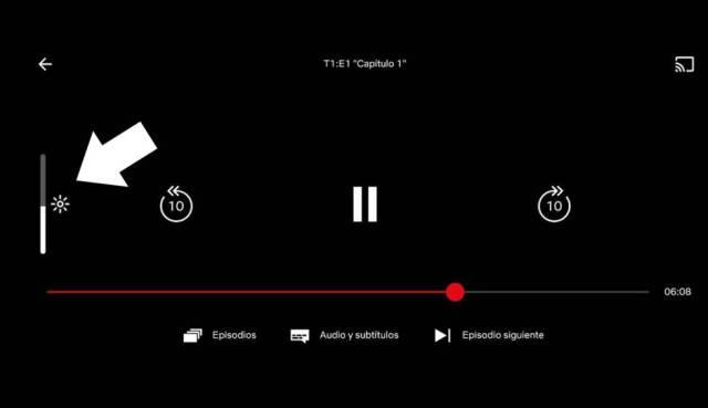 Netflix brillo