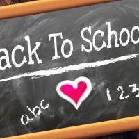 Premier jour d'école - Année académique