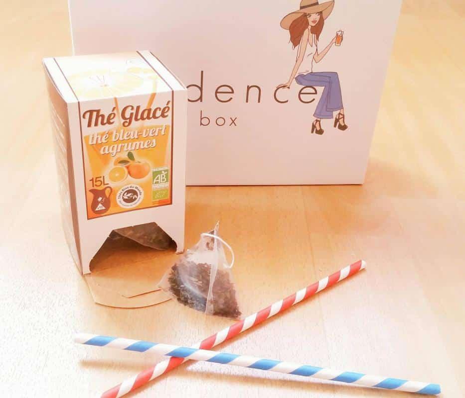 Evidence box beauté bio - Passerelle résidentielle