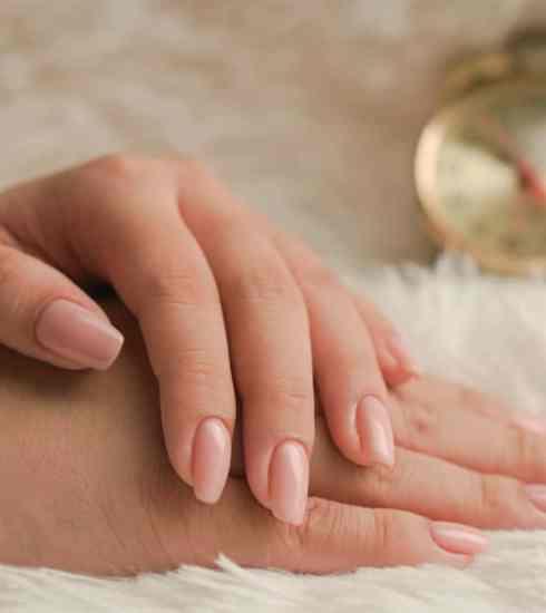 Manicure a casa