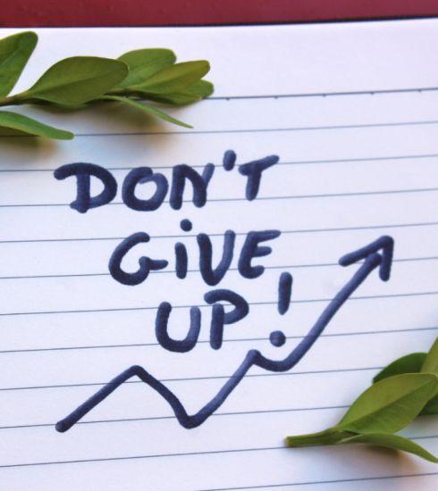 Quootip | Non mollare