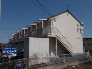 某アパート 外壁塗替工事