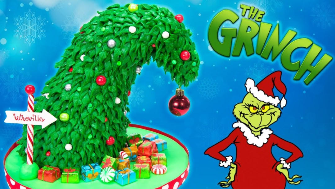 The Grinch during Christmas