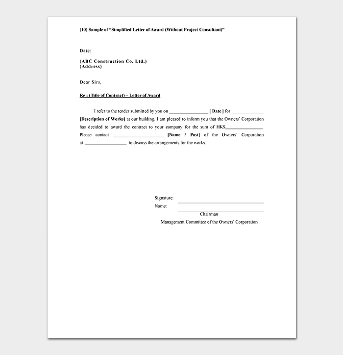 Construction Quotation Template 20 For Word Excel Pdf