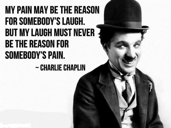 Slikovni rezultat za charlie chaplin quote