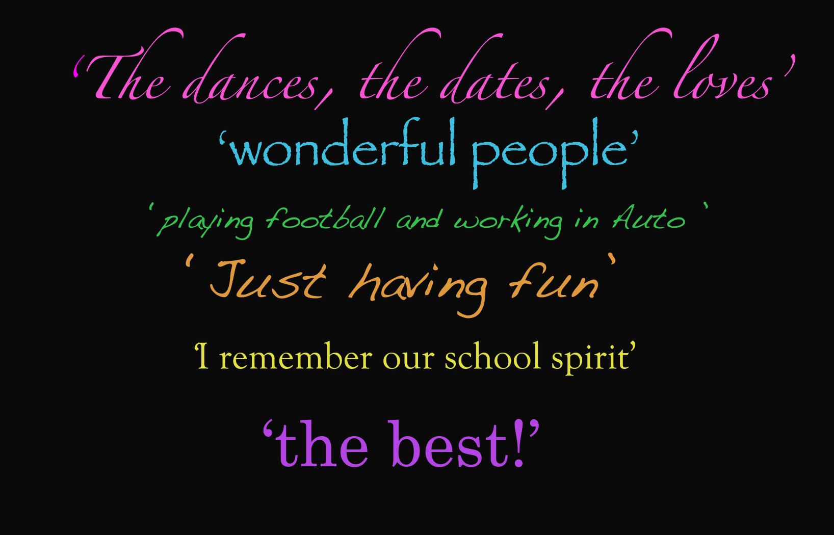 Famous Quotes About Classmates